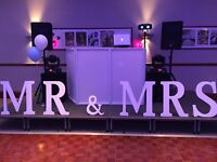 Need a DJ for your Party/Wedding