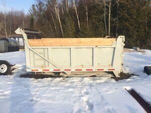 14 foot Viking Dump box