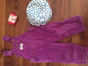6-12m girl clothes, shoes