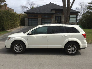 dodge Journey sxt 2013 bluethoot tout équpé a/c impeccable $6900