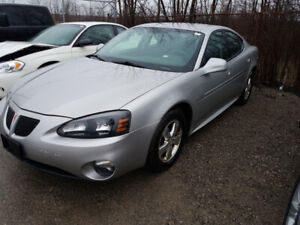 2006 Pontiac Grand Prix just arrived for sale at PicNsave