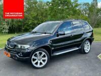 2006 06 BMW X5 3.0 D SPORT 215 BHP AUTO 5DR ESTATE DIESEL