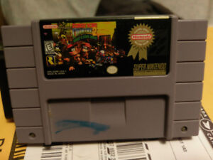 Donkey Kong Country 2: Diddy's Kong Quest - SNES Super Nintendo