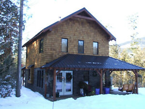 $279,900 Timber-frame Off-Grid Home and 10.47 Acres