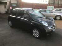 2010/10 Nissan Micra 1.2 16v (79bhp) Visia 3dr ONLY 38536 Miles £3495
