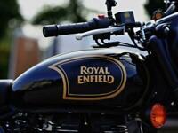 Royal Enfield Classic 500 Tribute Black 2020