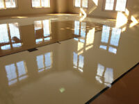 Strip & Wax Services | Floor waxing - Vinyl, Laminate and VCT