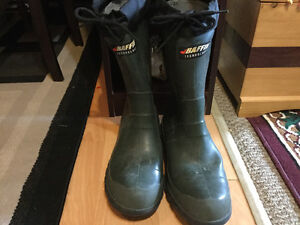 Perfect rubber boots