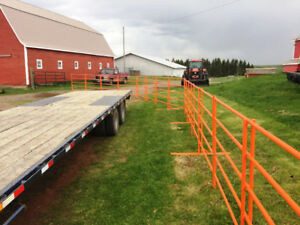 Farm Fence Livestock Panels - Free Standing & Continuous Fencing