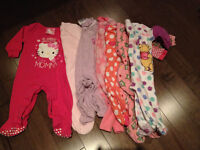 Baby Girl clothing (3-6 months) Smoke free/pet free home