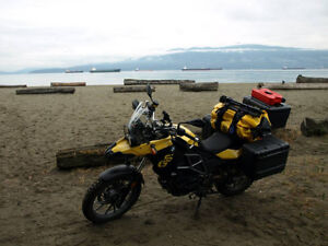 BMW F650 GS - Sun Yellow 2012 Special Edition London Ontario image 4