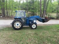 Ford 2110 Tractor