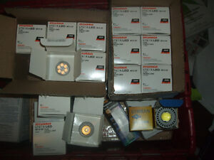 LED, MR16, New bulbs in boxes, Dimmable