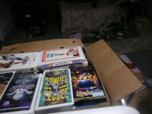 Vhs movies about 20 movies