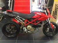 Ducati Hypermotard 1100 ONLY 6200 MILES AND 3 OWNERS WITH FULL SERVICE HISTORY