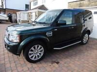 Land Rover Discovery HSE 8 speed auto 2012 model DIESEL AUTOMATIC 2011/1