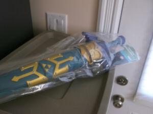 legend of zelda toy link sword
