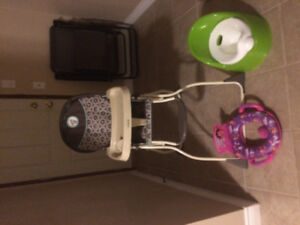 High Chair and Potty Trainers