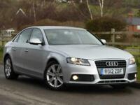 2012 Audi A4 2.0 TDI 136 SE 4dr [Start Stop] Diesel Manual Full MOT £30 Road tax