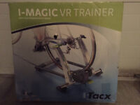 Trainer Tacx i-Magic Virtual Reality and Steering Kit