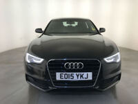2015 AUDI A5 S LINE TDI DIESEL AUTOMATIC 1 OWNER AUDI SERVICE HISTORY PX WELCOME