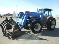 2006 2160 Ford Versatile Tractor