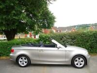 BMW 1 Series 2.0TD 118d SE Convertible 59 PLATE 2d 1995cc