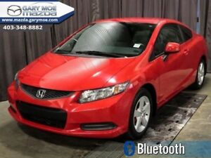 2013 Honda Civic Coupe LX  - Bluetooth -  A/C - $113.97 B/W