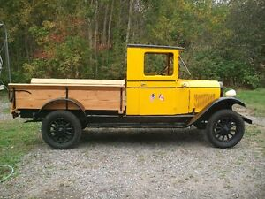 Pick-up Chevrolet 1927