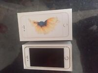 iPhone 6S 128GB GOLD £500. ONO
