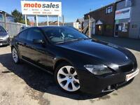 BMW 645 MANUAL 4.4 2004 Ci V8 333bhp LOW miles, Full service history