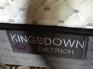 Kingsdown Dietrich Firm King Mattress. Only used 2 months