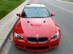 2008 BMW M3 coupe **LOW KMS**
