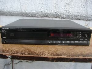 SHARP DX-A5 COMPACT DISC PLAYER