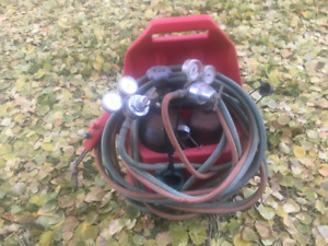 Spitfire portable  cutting torch