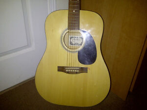 Used Academy Guitar $ 50 obo, read ad for info