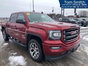2018 GMC Sierra 1500 SLT  - Navigation - Sunroof