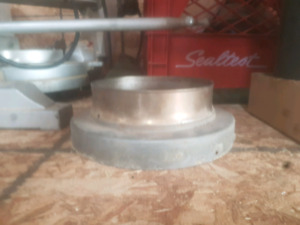 stove pipe and cap