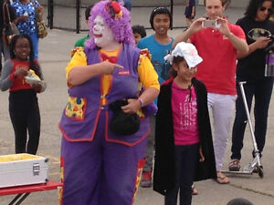 Birthday Clown- face painting, balloons and magic show City of Toronto Toronto (GTA) image 8