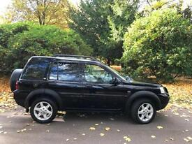 Land Rover Freelander Td4 HSE AUTO Family Business Est 18 years