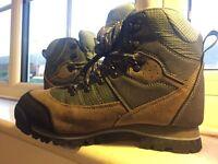 Karrimor hiking/walking boots size 4