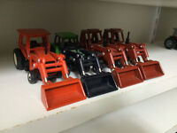 ENDLOADERS 1:64 Farm Toy Collection