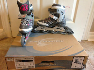 Ladies size 7 Rollerblades