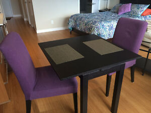 Buy or sell dining table sets in vancouver furniture kijiji classifieds page 2 - Expandable dining table ikea ...