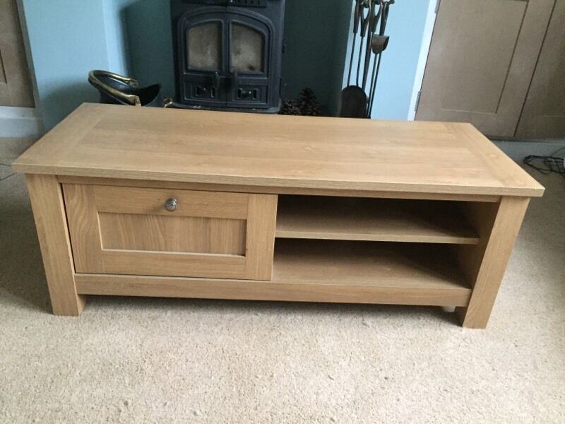 'Next' - Stanton Oak TV Unit | in Sevenoaks, Kent | Gumtree