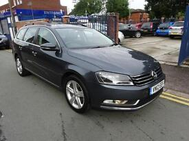 Volkswagen Passat 2.0TDI ( 140ps ) BlueMotion Tech DSG 2012MY SE ESTATE AUTO !