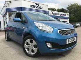 2011 Kia VENGA 3 Manual Hatchback