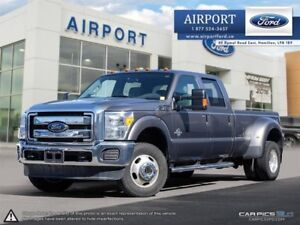 2013 Ford Super Duty F-350 DRW diesel with only 165,343 kms
