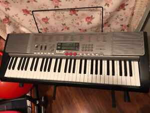 Casio LK-230 61-Key Lighted-Note Keyboard for Sale $100--SOLD
