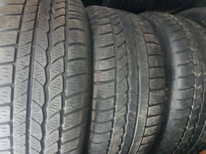 255/50R19 CONTINENTAL, 4 TIRE D'HIVER RUN FLAT